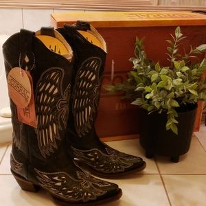 Corral Wing&Cross cowboy boots! Gorgeous 💞